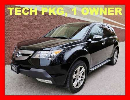 2009 Acura MDX Tech Pkg AWD for Sale  - P516  - Okaz Motors
