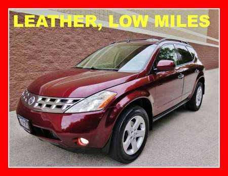 2005 Nissan Murano SL AWD for Sale  - P491  - Okaz Motors