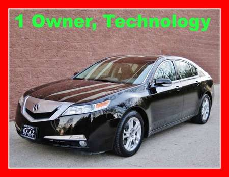 2010 Acura TL Technology 2WD for Sale  - P522  - Okaz Motors