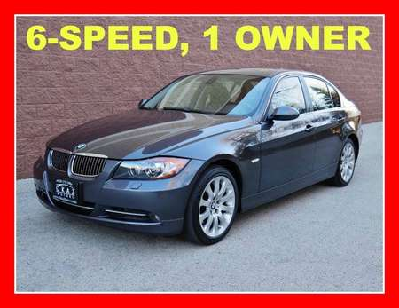 2007 BMW 3 Series 6 Speed AWD for Sale  - P515  - Okaz Motors