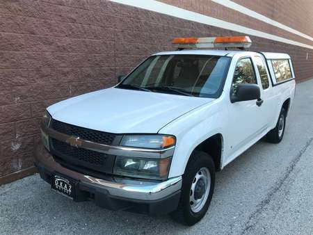 2007 Chevrolet Colorado Work Truck 2WD Extended Cab for Sale  - AP537  - Okaz Motors
