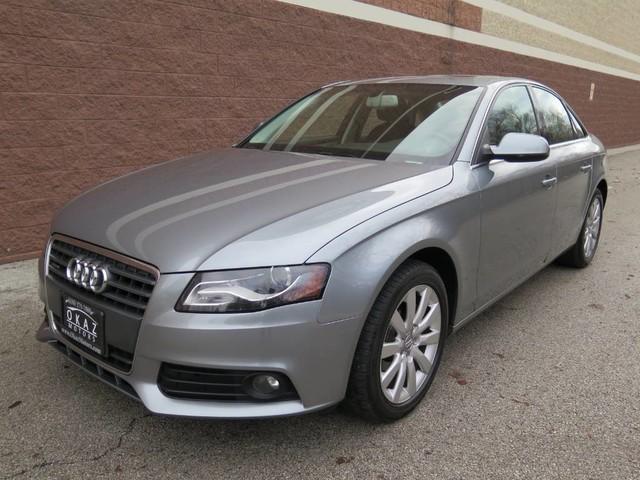 2011 Audi A-4  - Okaz Motors