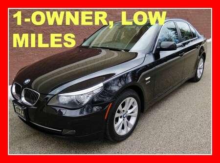2009 BMW 5 Series xDrive AWD for Sale  - P532  - Okaz Motors