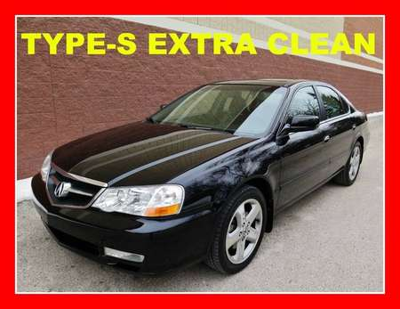 2003 Acura TL Type S for Sale  - P551  - Okaz Motors