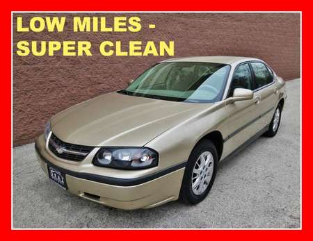 2005 Chevrolet Impala Base for Sale  - P544  - Okaz Motors