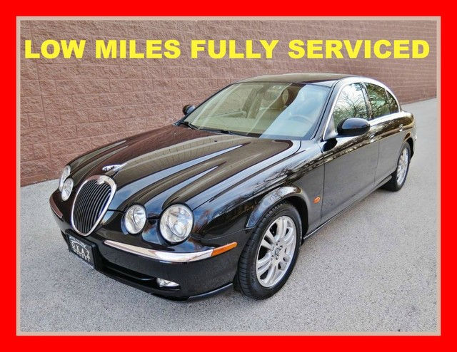 2003 Jaguar S Type   Okaz Motors