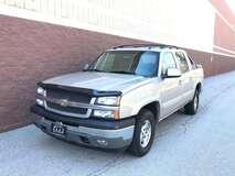 2005 Chevrolet Avalanche LT 4