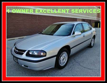 2002 Chevrolet Impala  for Sale  - P579  - Okaz Motors