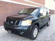 2008 Nissan Armada SE 4
