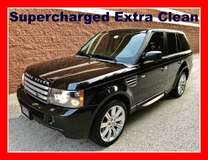 2008 Land Rover Range Rover Supe