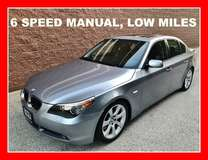 2006 BMW 5 Series 6 SP