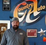 Ryan Glodowski Working as MANAGING OWNER at Country Auto