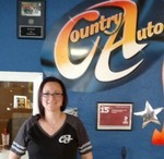 Jennifer Anderson Working as Office Manager at Country Auto