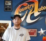 Mike Jeffries Working as Lead Detailer at Country Auto