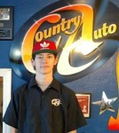 Kcee Hansen Working as Detailer at Country Auto