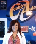 Maria Celis Working as Secretary at Country Auto