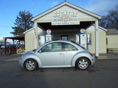 2001 Volkswagen New Beetle GLX for Sale  - 6758  - Country Auto