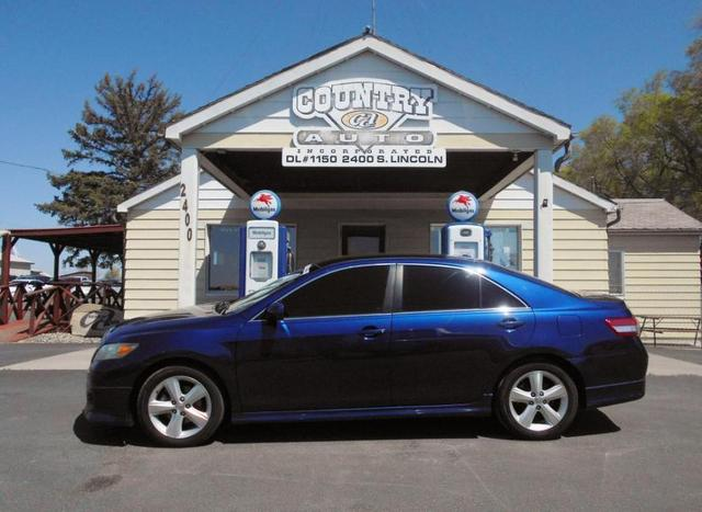 2010 Toyota Camry  - Country Auto