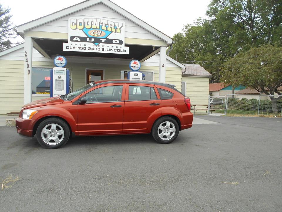 2008 Dodge Caliber  - Country Auto