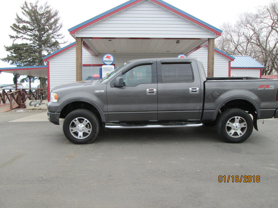 2004 Ford F-150  - Country Auto