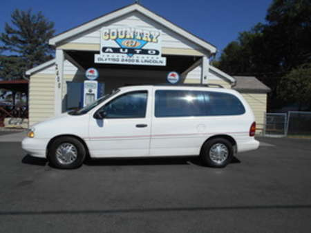 1996 Ford Windstar GL for Sale  - 7277R  - Country Auto