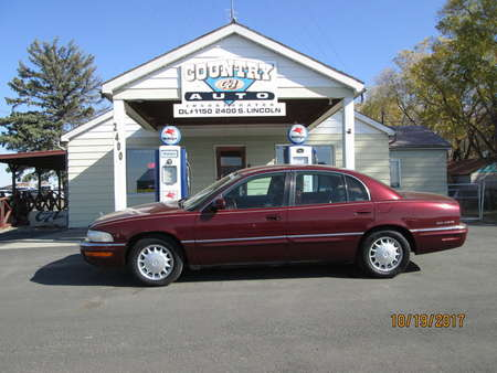 1999 Buick Park Avenue  for Sale  - 7369  - Country Auto