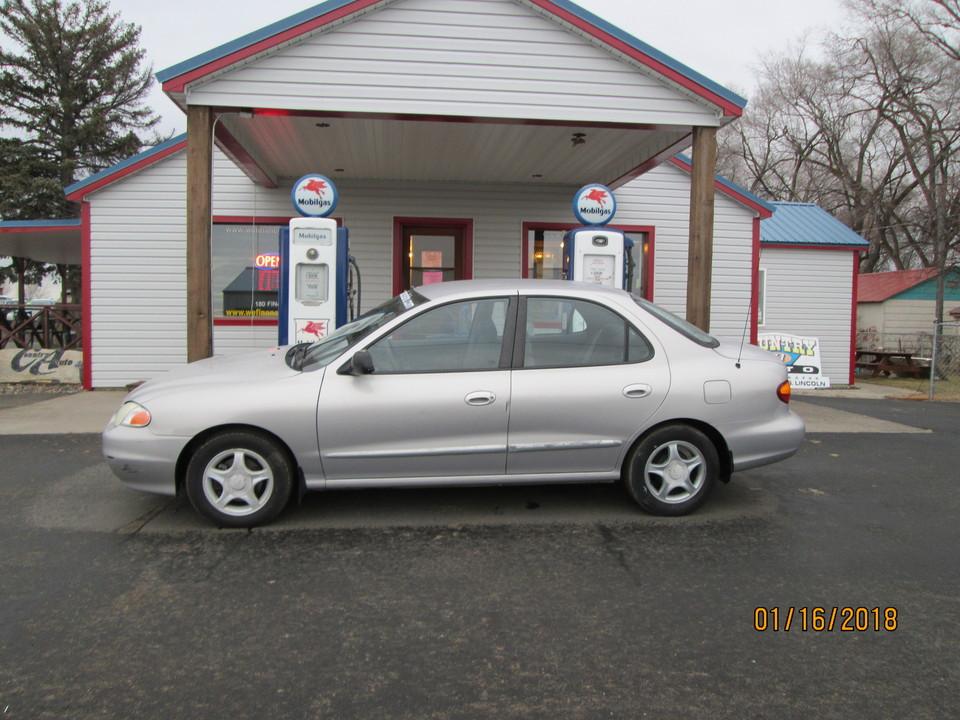 1999 Hyundai Elantra  - Country Auto