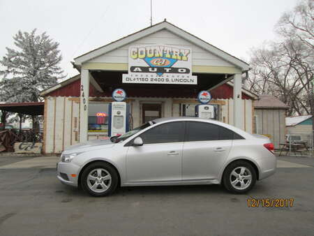 2012 Chevrolet Cruze LT w/1LT for Sale  - 7503  - Country Auto