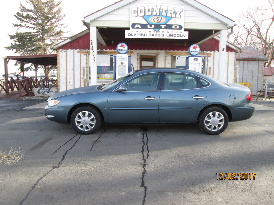 2006 Buick LaCrosse  - Country Auto