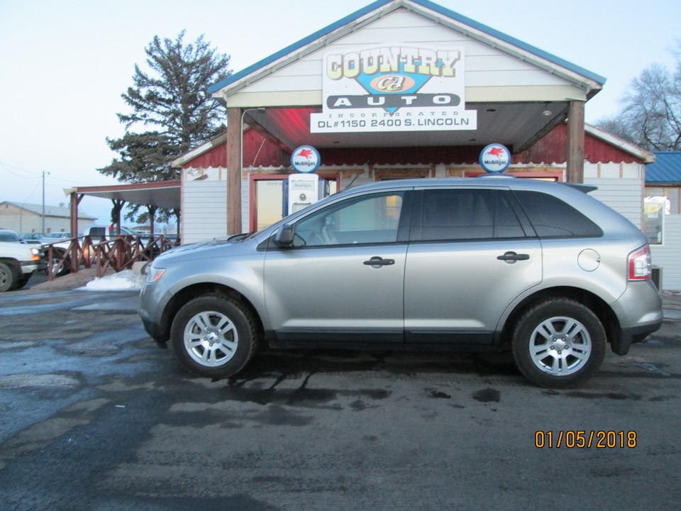 2008 Ford Edge  - Country Auto