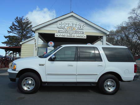 1997 Ford Expedition 4WD for Sale  - 7203R  - Country Auto
