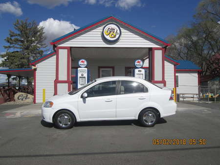 2011 Chevrolet Aveo LT w/1LT for Sale  - 7629  - Country Auto
