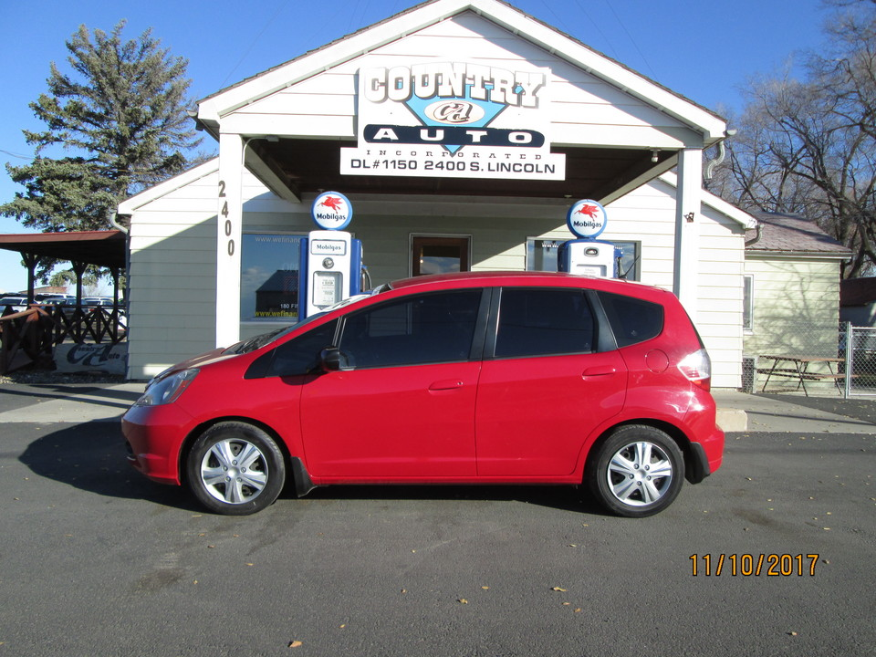 2009 Honda Fit  - Country Auto