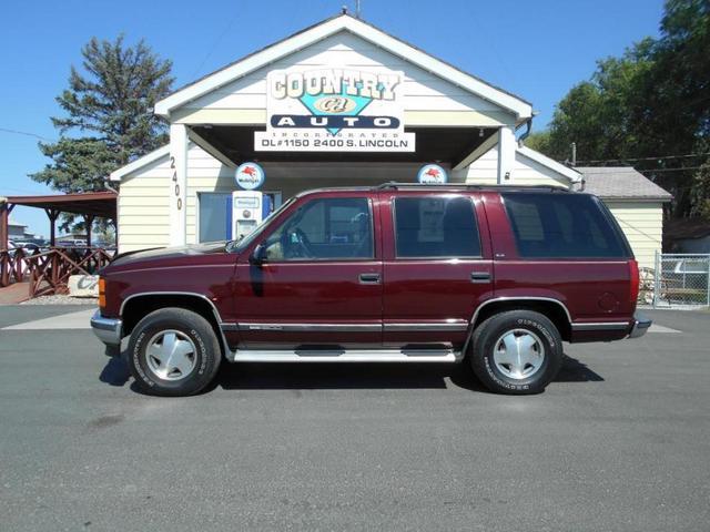 1995 GMC Yukon  - Country Auto