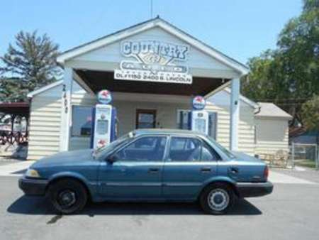 1992 Toyota Corolla  for Sale  - 7251  - Country Auto