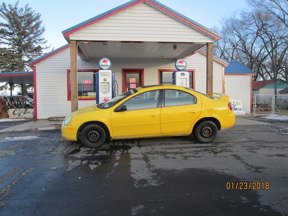 2004 Dodge Neon  - Country Auto