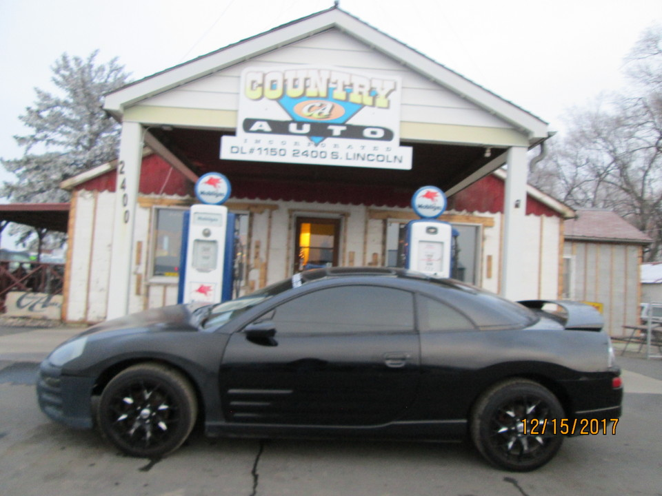 2003 Mitsubishi Eclipse  - Country Auto