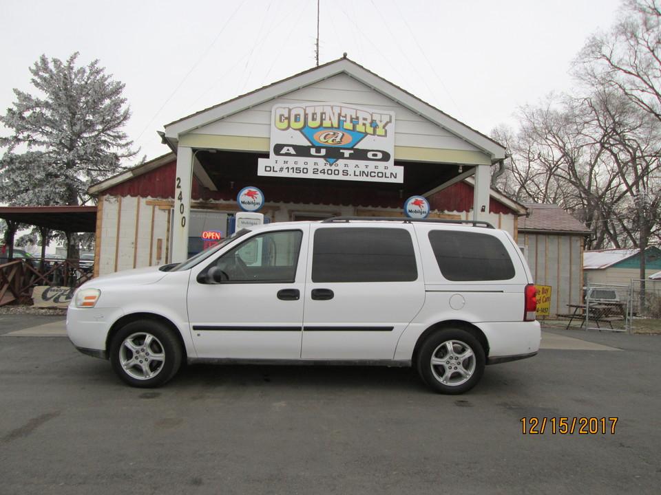 2008 Chevrolet Uplander  - Country Auto