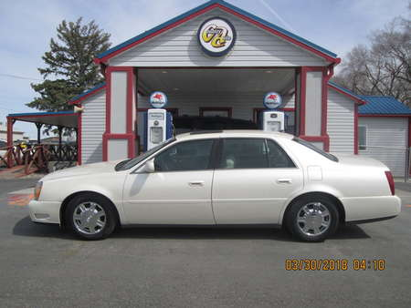 2003 Cadillac DeVille  for Sale  - 7604  - Country Auto