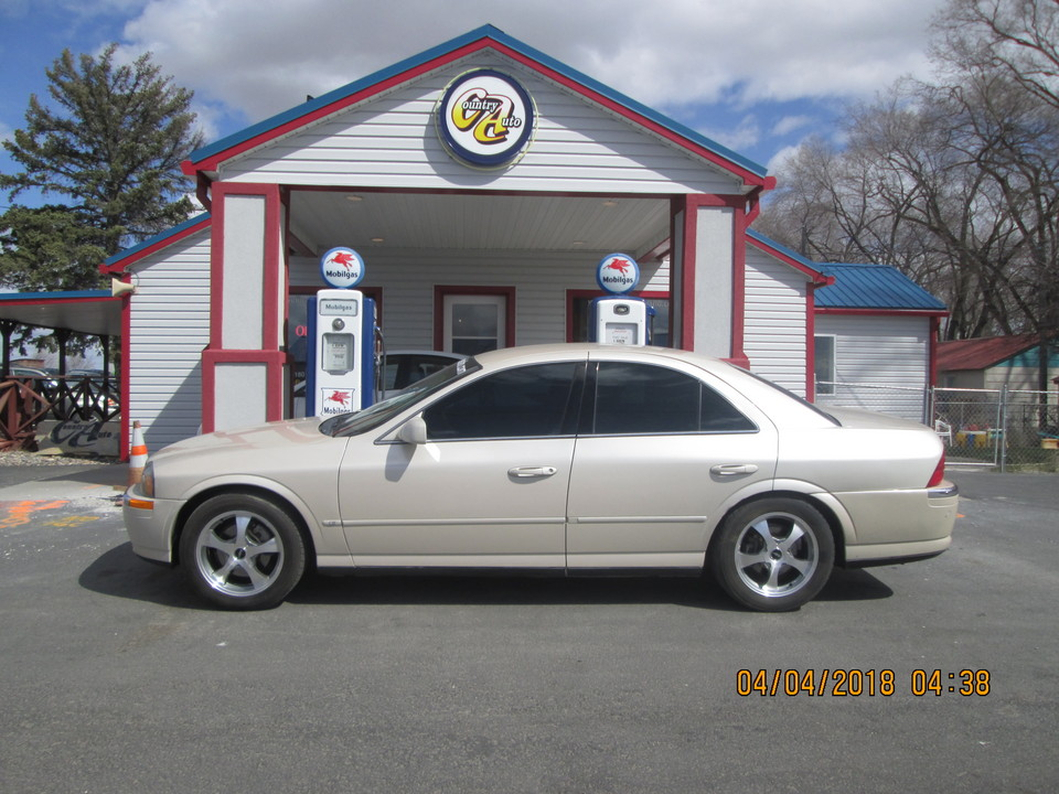 2000 Lincoln LS  - Country Auto