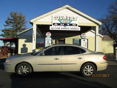 2009 Buick LaCrosse CX for Sale  - 7483LR  - Country Auto
