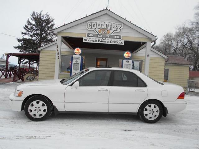 1996 Acura RL  - Country Auto