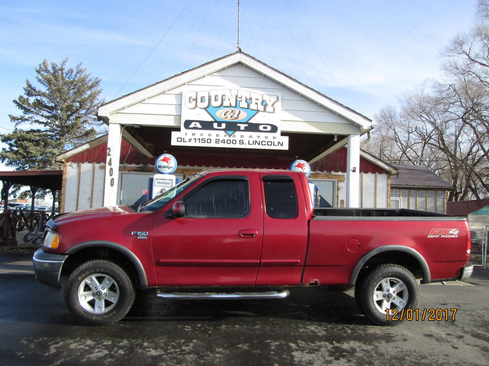 2002 Ford F-150  - Country Auto