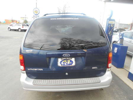 2001 Ford Windstar SEL for Sale  - 7108  - Country Auto