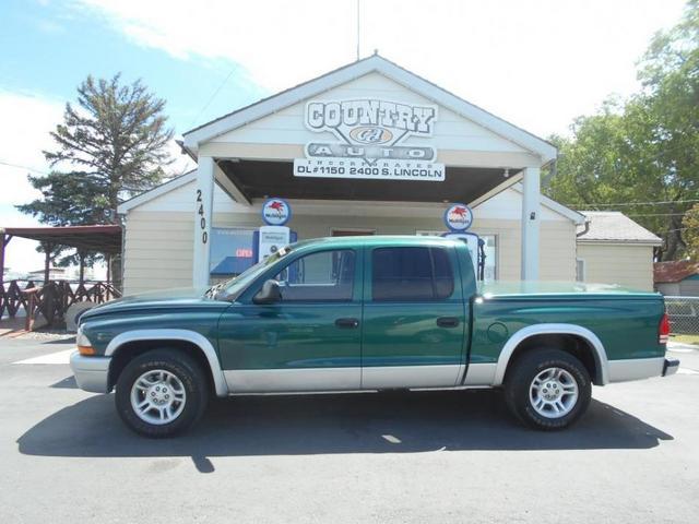 2004 Dodge Dakota  - Country Auto