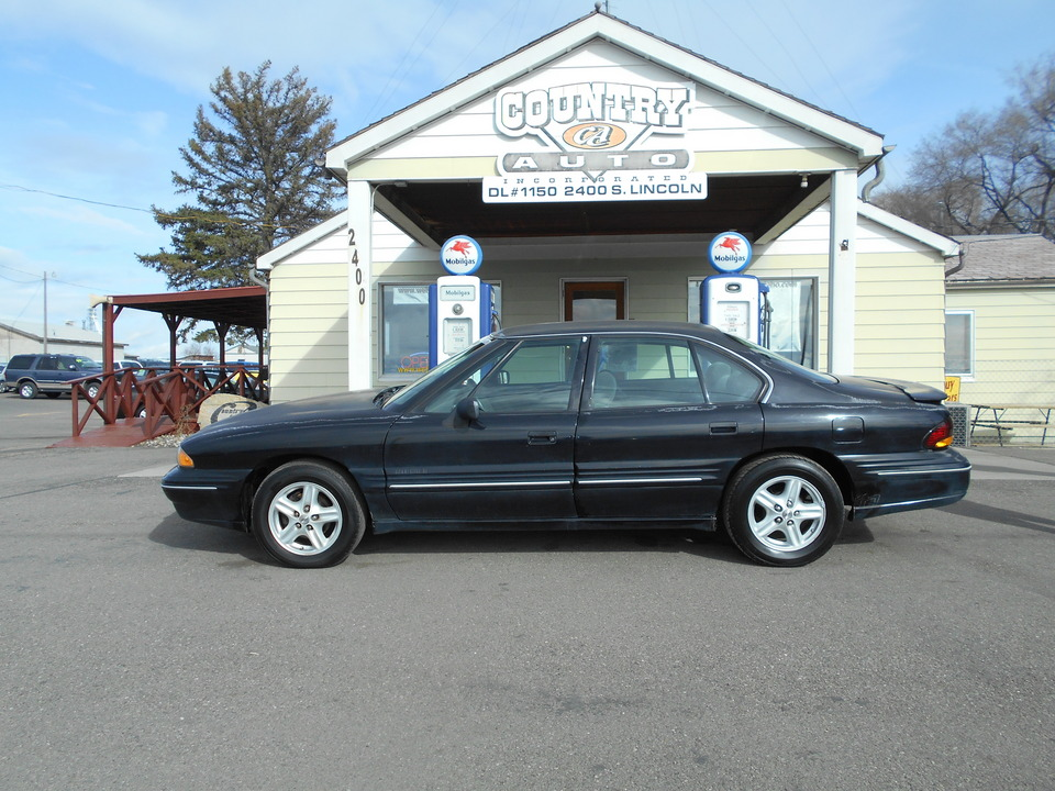 1998 Pontiac Bonneville  - Country Auto