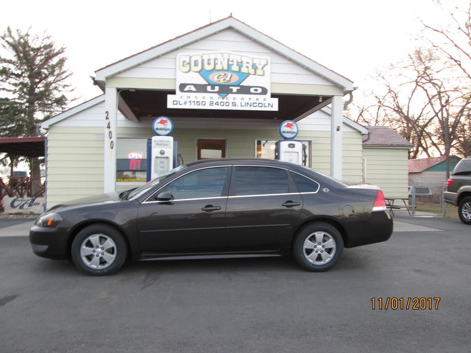 2009 Chevrolet Impala  - Country Auto