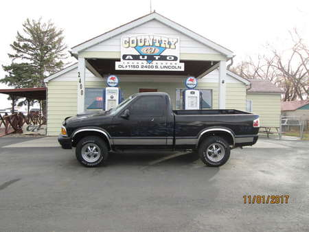 1995 Chevrolet S10 S-10 Regular Cab for Sale  - 7382R  - Country Auto