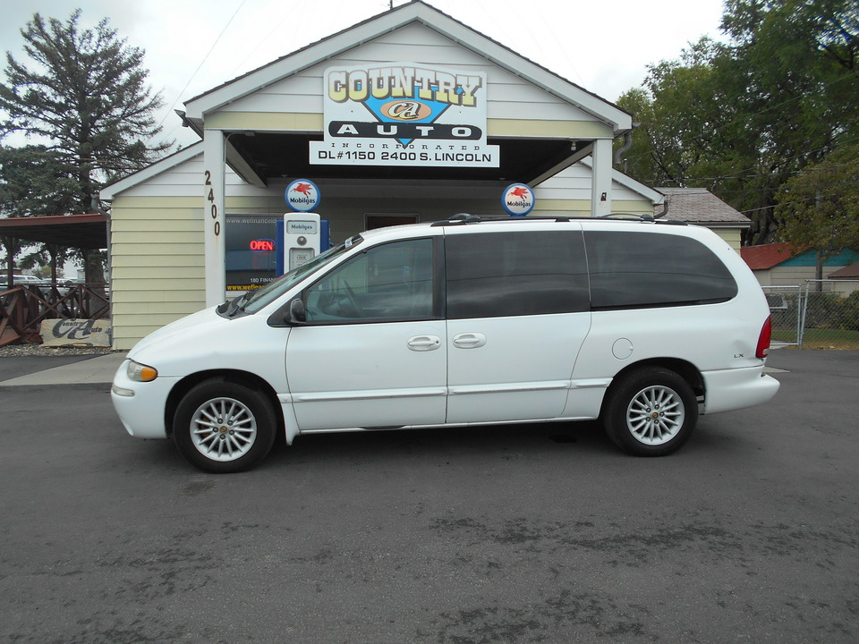 2000 Chrysler Town & Country  - Country Auto