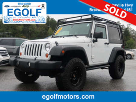2012 Jeep Wrangler Sport 4WD for Sale  - 10653A  - Egolf Motors